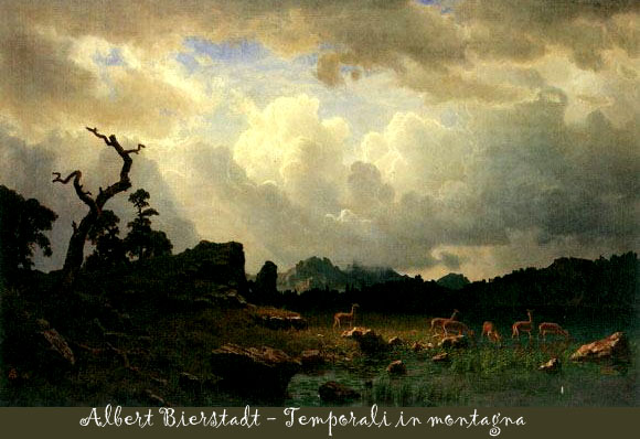 5-albert-bierstadt-temporali-in-montagna